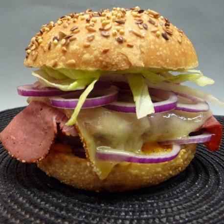 Burger New Yorkais