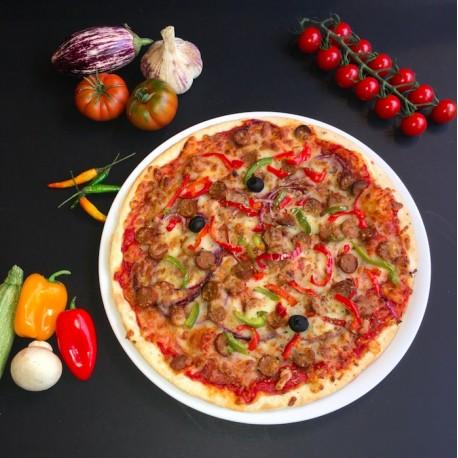 Pizza Napolitaine Phil Pizz Quimper