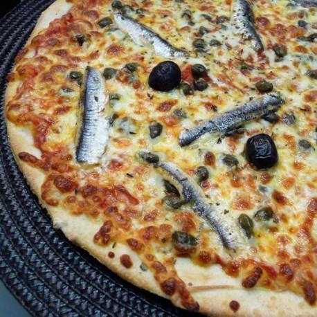Pizza Capri Phil Pizz Quimper