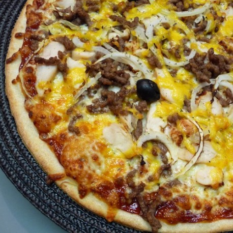 Pizza Texas Phil Pizz Quimper